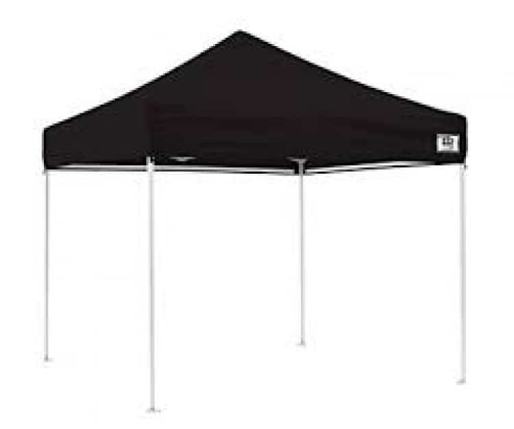 Pop up Canopy Black 10 x 10