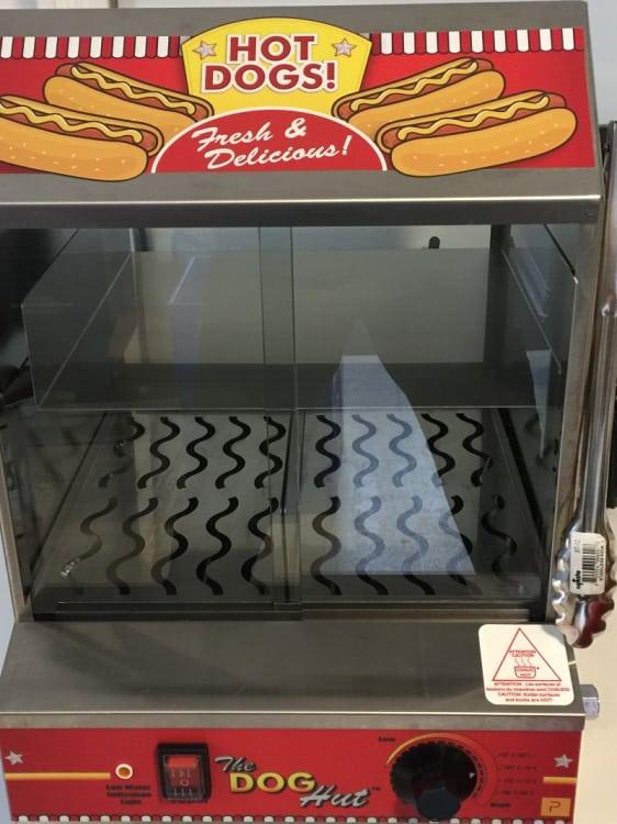 Hot Dog Steamer - DOG HUT