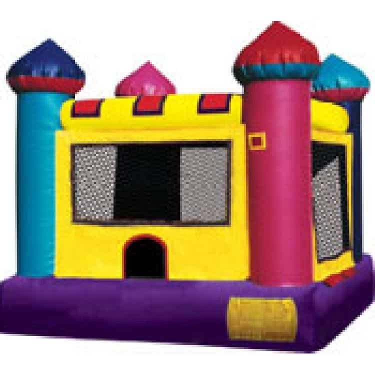 mini castle pre schooler unit