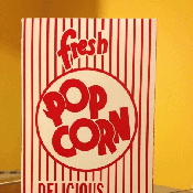 Popcorn Boxes-individual size
