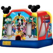Mickey Park Combo/Slide