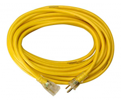 12/3 Outdoor electrical cord