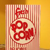 Popcorn Boxes-individual size