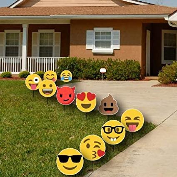 Emojis - add to any display for $20.00